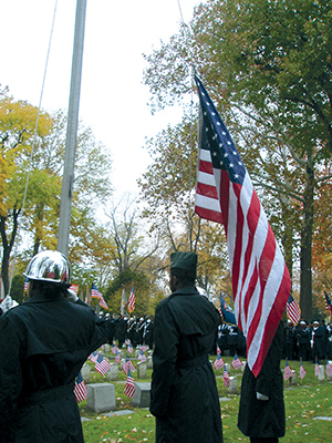 Elmwood Veterans Day 300
